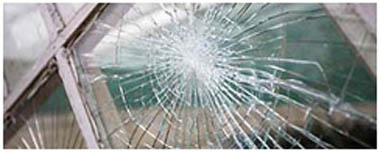 Stourbridge Smashed Glass